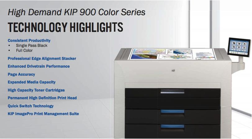 KIP 900 Button